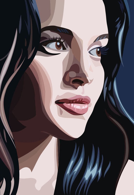 Amazing-Artistic-Vector-Portraits-10