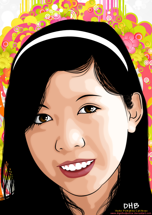 dianne_vector_portrait_by_dignifiedjustice-d2y2bov