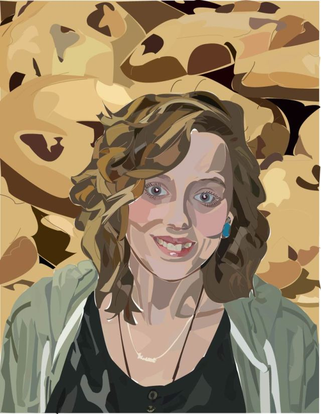 Vector Self Portrait_SYounger