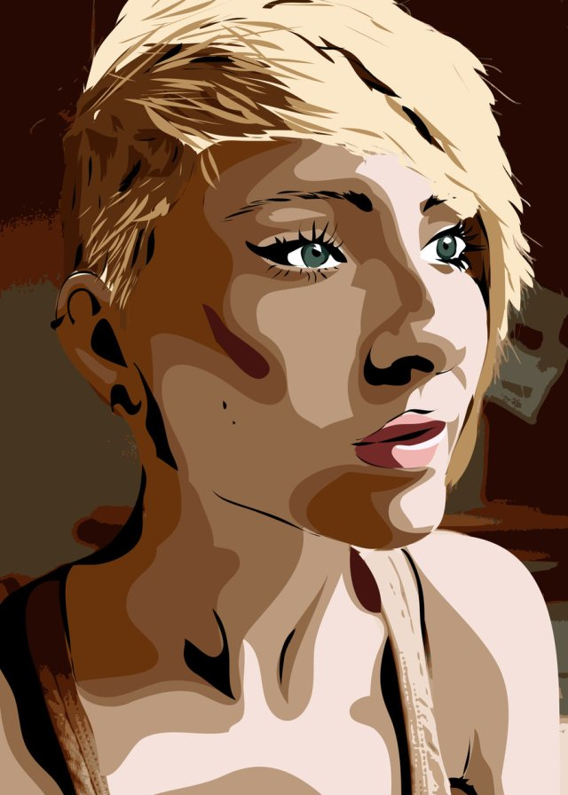 vector_portrait_by_msaintl-d4vxsdo