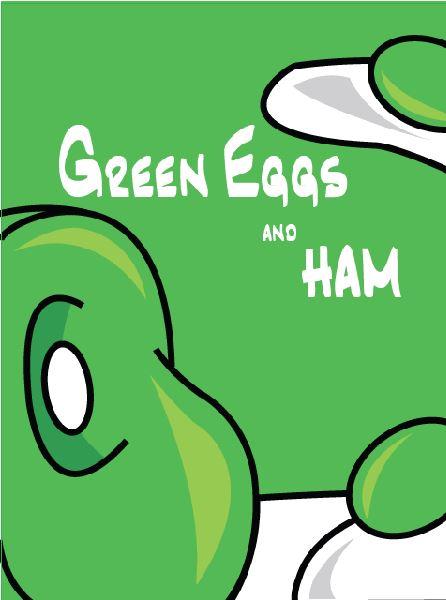 Ryu Green Eggs and Ham