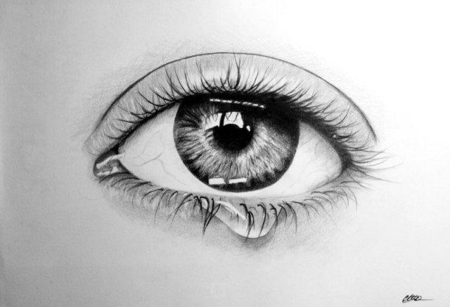 eye_with_teardrop_by_crisstyana-d6ollip