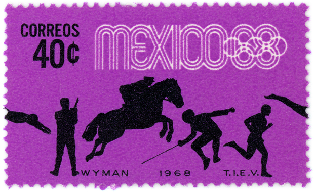 olympics-mexico-1968-sports-silhouettes-stamp - Copy