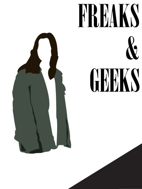 freaks-and-geeks-minimal-movie-poster