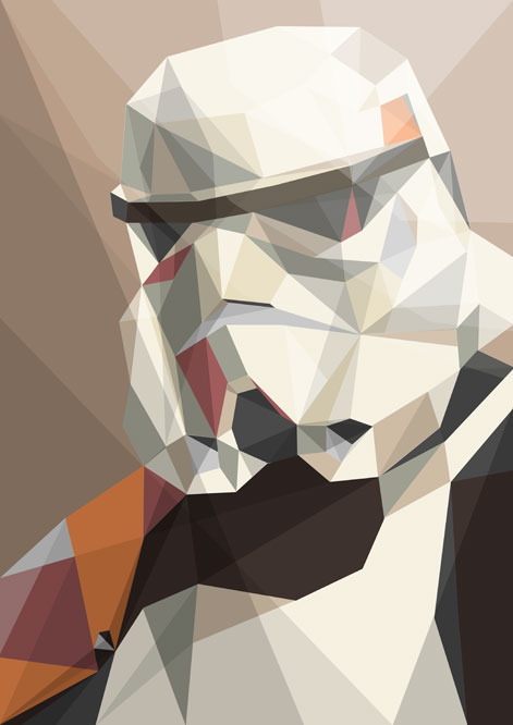 Geometric-Portraits-Artists-Inspire-Artits-35