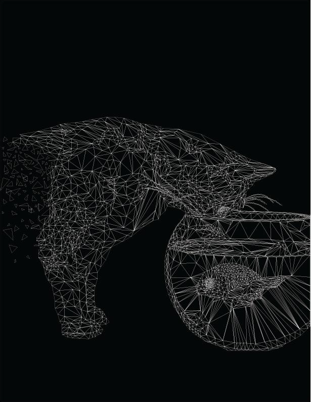 geometric-animal